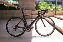 China FM186 Road Bike photo