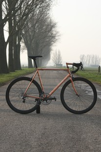 Fondriest X-Status copper plated photo