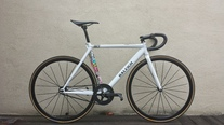 Raleigh x Macaframa RHP White photo