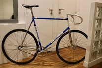 Francesco Moser Pista 51.151 photo
