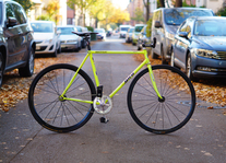 Giro NJS Neon Yellow/Green/Flakes photo