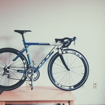 GT zr3000 road bike
