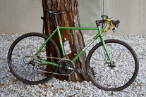 Independent Fabrication Disc Club Racer
