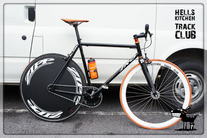 IRO black/white/orange