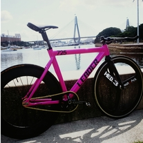 Leader 725TR - Pink - Nikki photo