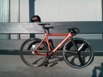 Leader 725tr LTD Blood Orange 2013 photo