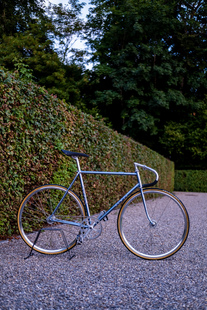 LEVEL NJS - Faded Candy Blue / Chrome