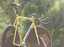 Look kg TRACK mavic comete & 3g photo