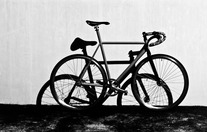 Maldea Track Bike. (COMEBACK) photo
