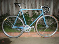 Malvern star track bike