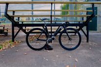 Matte black Aventon Mataro 2014 photo
