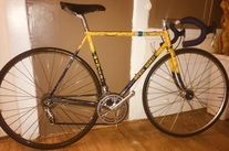 Medici Pro Strada with Colnago lugs!