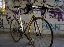 Merlin Road with full Campagnolo 10spd C