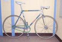 MIFA Fixed Gear - GDR Artist Bike 1970s photo