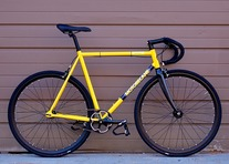 Motobecane Track (Yellow/Gray)