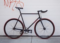 Motobecane Track (Black/Red)
