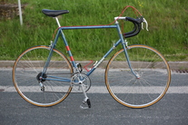 Niemann (Diamant) GDR Road Bike 1980s