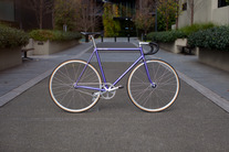 NJS Stratos - Purple Sparkle