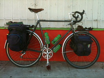 Novara Classic Lugged Steel Touring