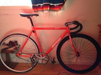 Orange Mercier Kilo TT