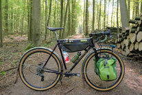 Orlowski bespoke 650b tourer photo