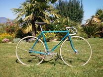 Payan french track bike