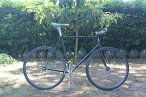 """Perini"" track bike photo"