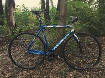 "Pinarello Pista ""Lagoon"" photo"