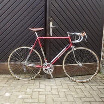 Preisser (Diamant) GDR Road Bike 1950s