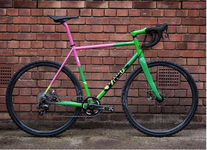 Quirk Cycles Steel Cyclocross Bike