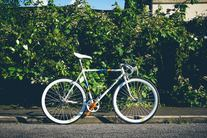Raleigh Flyer - 53cm - White/Red/Blue