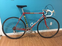 Raleigh Team Reynolds 531 w/Nuovo Record photo