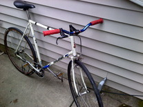 Raleigh Winter Beater Conversion