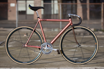 Pink Cannondale Track
