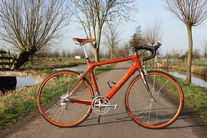 Renovo R1 wooden bike
