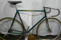 RICKERT Track Bike 1960s photo