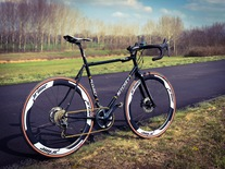 Ritchey Swiss Cross Disc (Road Edition)