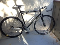 2009 Schwinn Madison Black 56cm