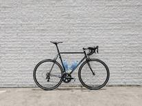 Snyder Cycles Black Tar Hero Team