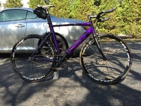 Specialized Langster Pro Candy Purple