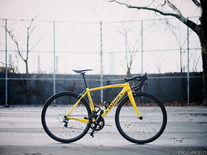 SPECIALIZED S-WORKS SL3 PROJECT YELLOW photo