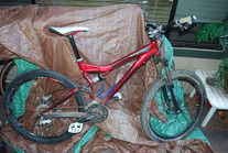 Specialized Stumpjumper FSR photo