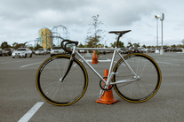 State Bike Custom Track Fixed Gear Bike photo