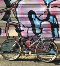 Sunn tox (cruiser commuter)