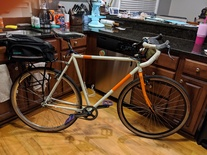 Surly Cross Check Single Speed / fixie
