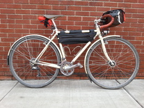 Surly Travelers Check (Phyllis)