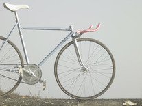 Takhion style russian pursuit track bike