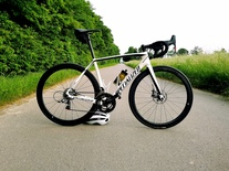 Specialized Tarmac Pro Disc Race SL5 photo