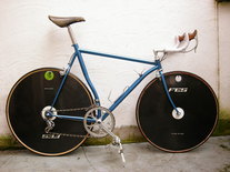 TEXTIMA GDR road TT bike