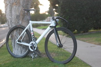 The little track bike that could photo